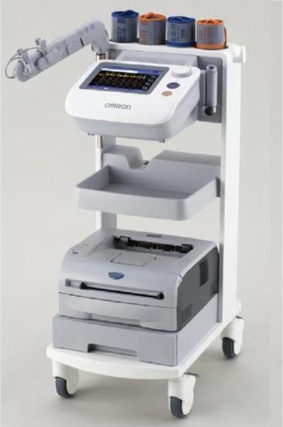 血圧脈波検査装置(フォルム)